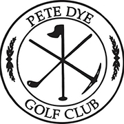 Pete Dye Golf Club logo